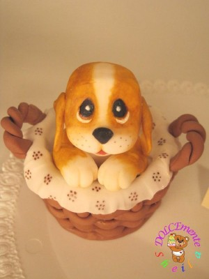 Cavalier King Charles Puppy Cakes02