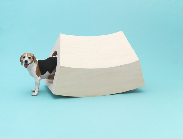 Contemporary Design- Architecture for Dogs