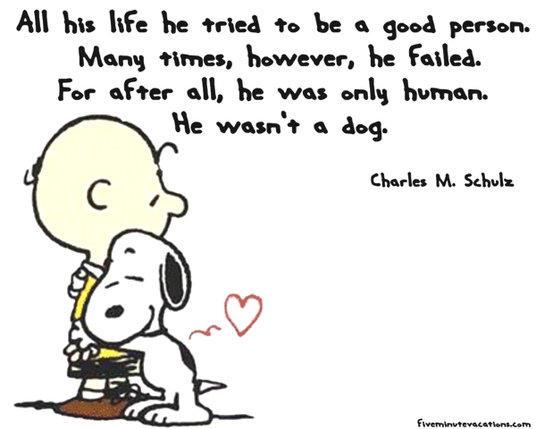 Snoopy dog quotes