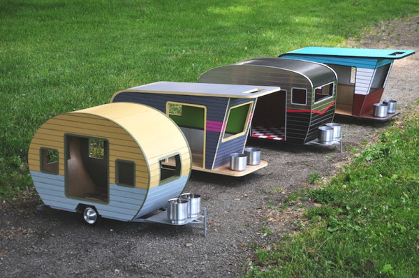 Designer Pet Trailers by Judson Beaumont