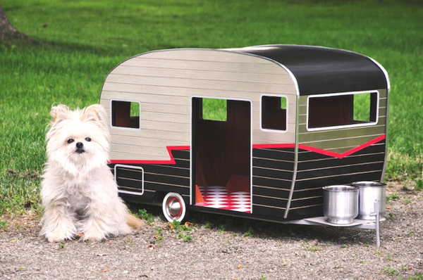 Designer Pet Trailer by Judson Beaumont